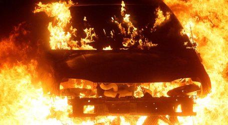 U Kaštelima planuo Audi Q7 brata optuženog za ubojstvo Marina Matijaša