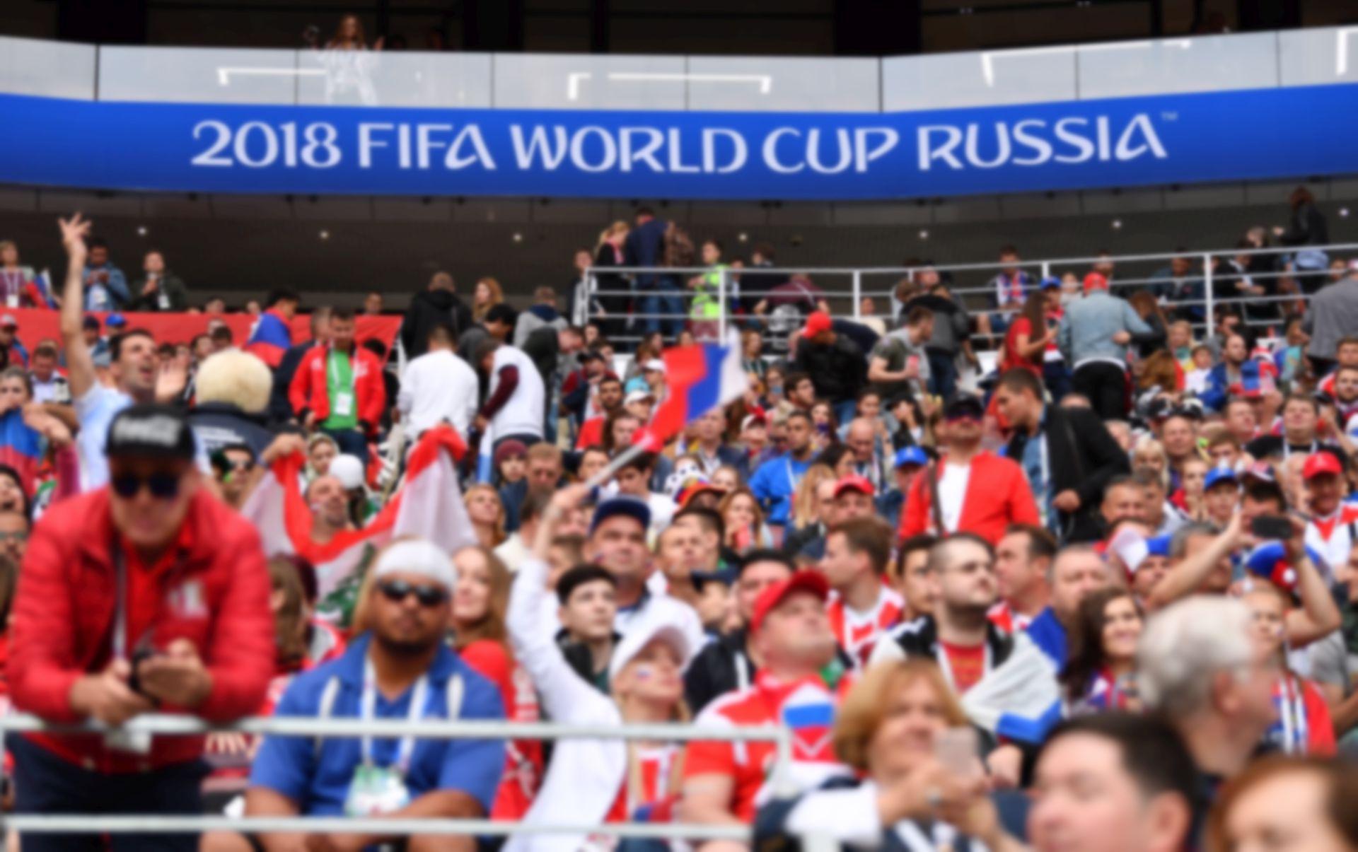 FIFA kaznila Rusiju, Srbiju, Meksiko i Maroko