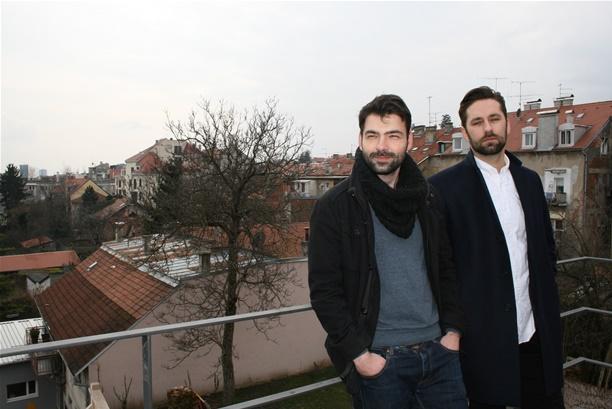 Antonio Pašalić i Jakov Novak
