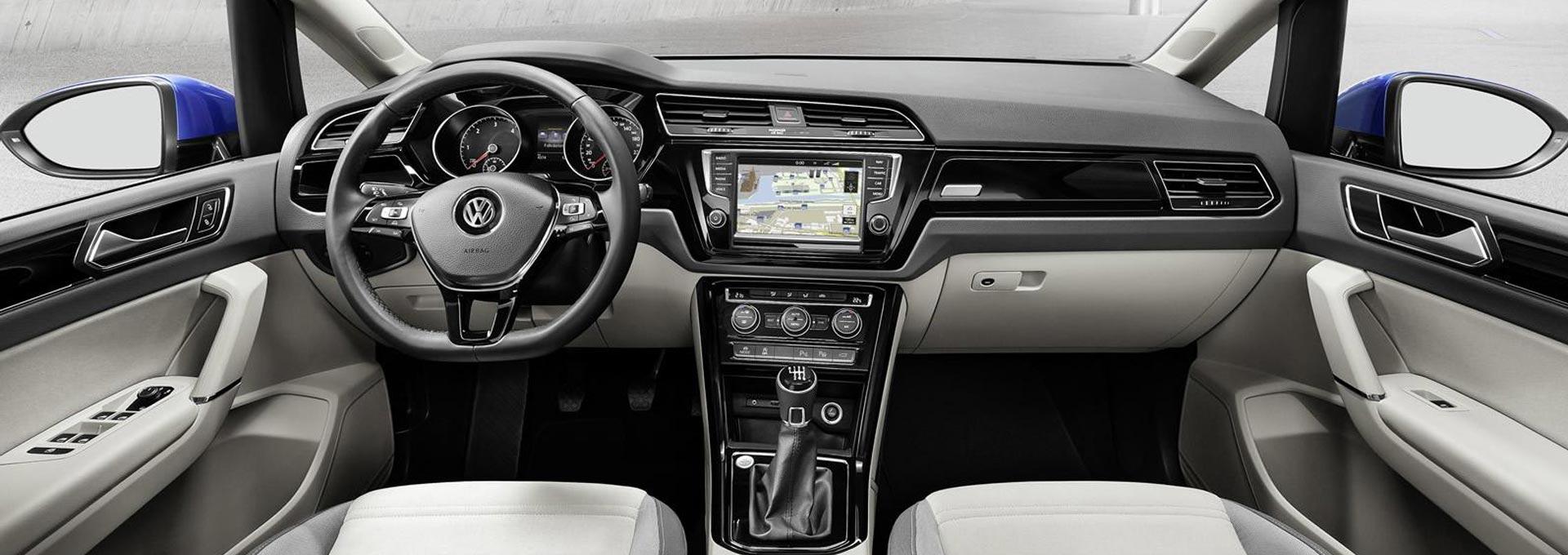 Volkswagen predstavlja novi Touran