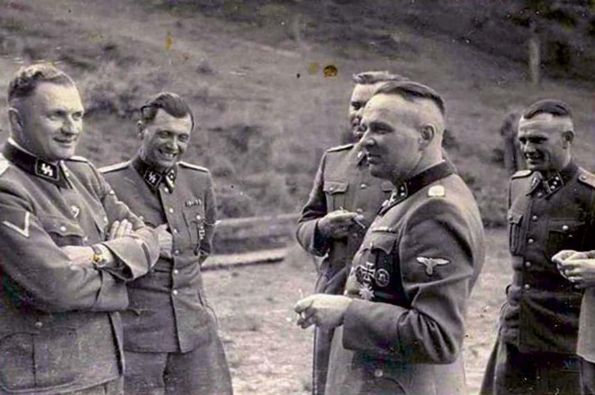NACIONAL DONOSI FELJTON Dr. Auschwitz: Sadistički ubojica anđeoskog lica