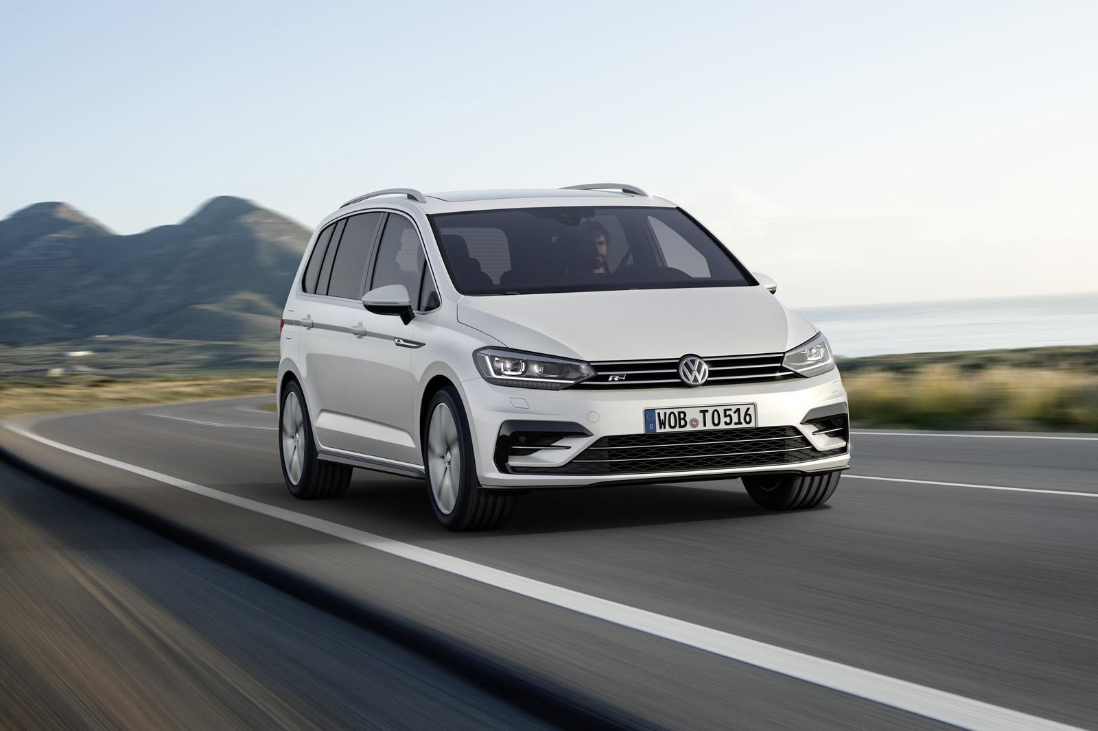 2015 Volkswagen Touran R-line