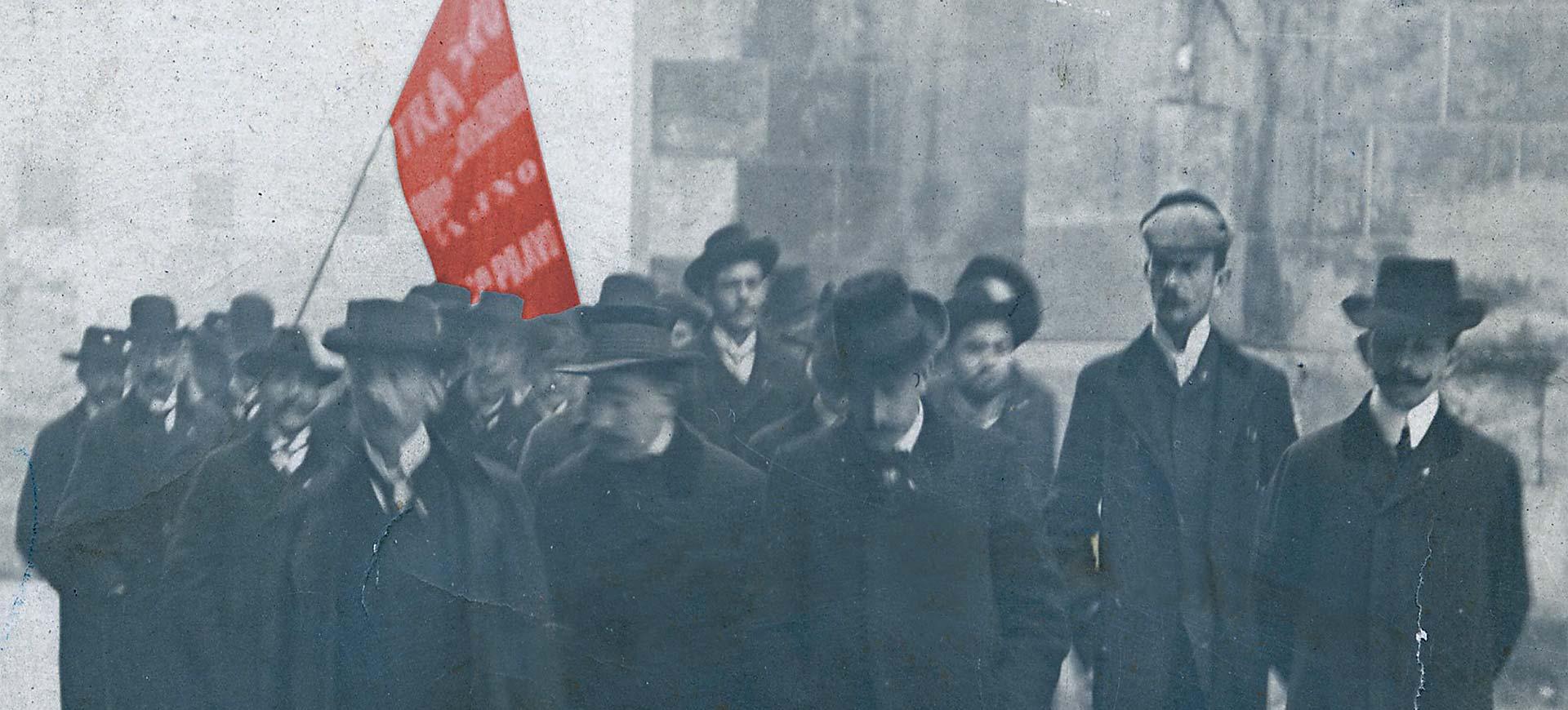 EKSKLUZIVNO U NACIONALU Hrvatska ljevica prije 120 godina i danas