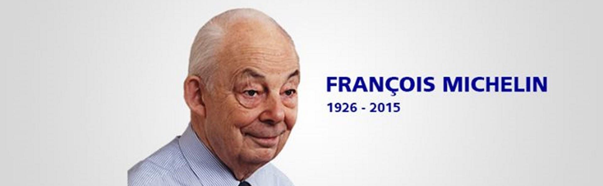 SMRT KRALJA AUTOMOBILSKIH GUMA U 88. godini života preminuo Francois Michelin