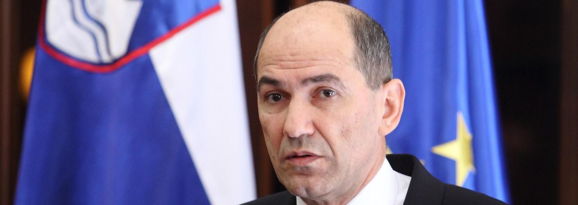 """JANŠA """"Ne slažu se sve slovenske stranke oko tužbe Hrvatskoj"""""""