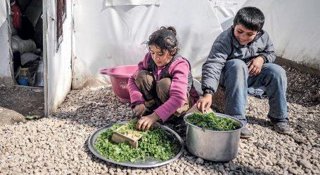 OGRANIČENI RESURSI Hrvatska može primiti određeni broj izbeglica, ali samo jednom