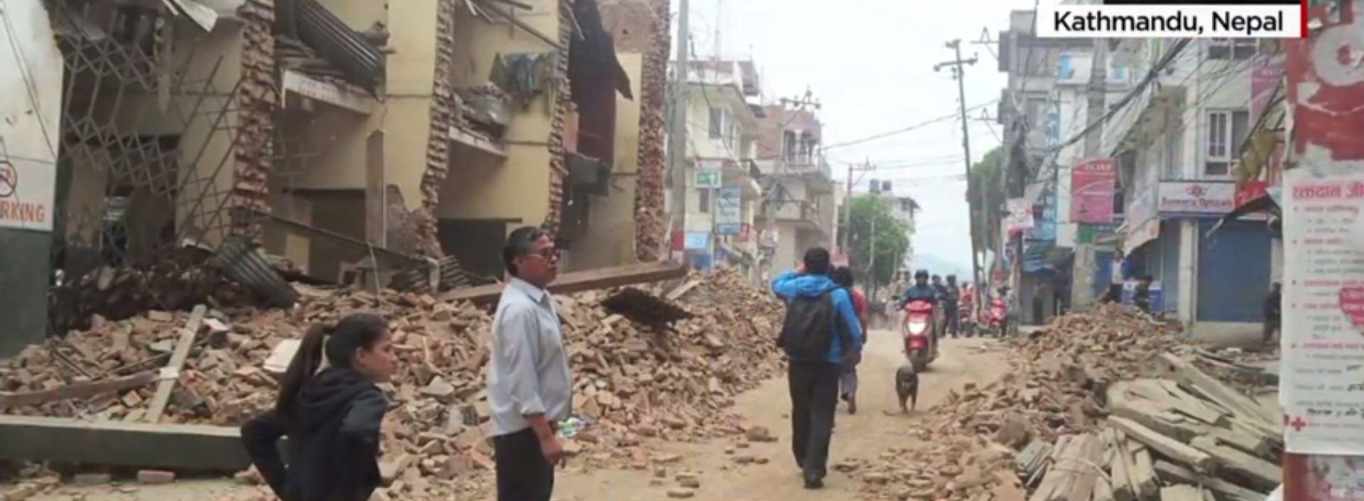 VIDEO: JOŠ SE PROCJENJUJU POSLJEDICE RAZARANJA Broj poginulih u Nepalu premašio 5000