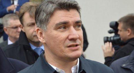 Milanović: Nema logike – Mostu smo dali premijera, sedam ministarstava, HNB, Apis, DUUDI