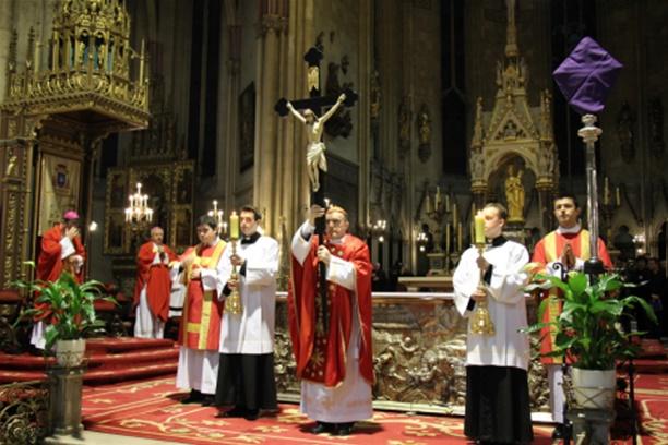 Uskrsna čestitka kardinala Bozanića - vjera u uskrsnuće nasuprot beznađu