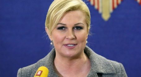 Predsjednica pomilovala Danka Seitera, partnera donatora njezine kampanje