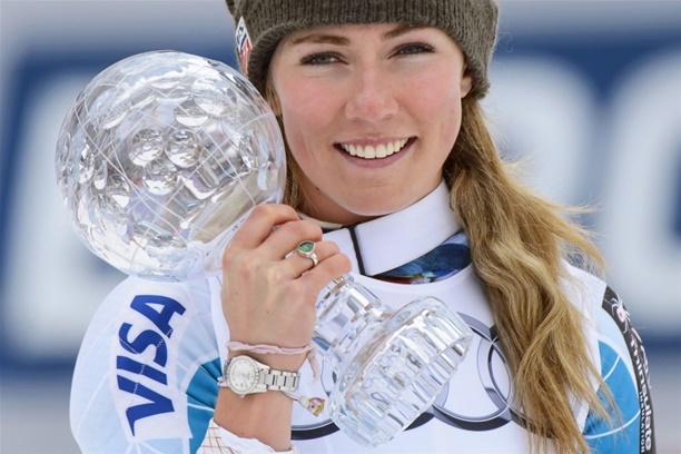 Pobjednica slaloma