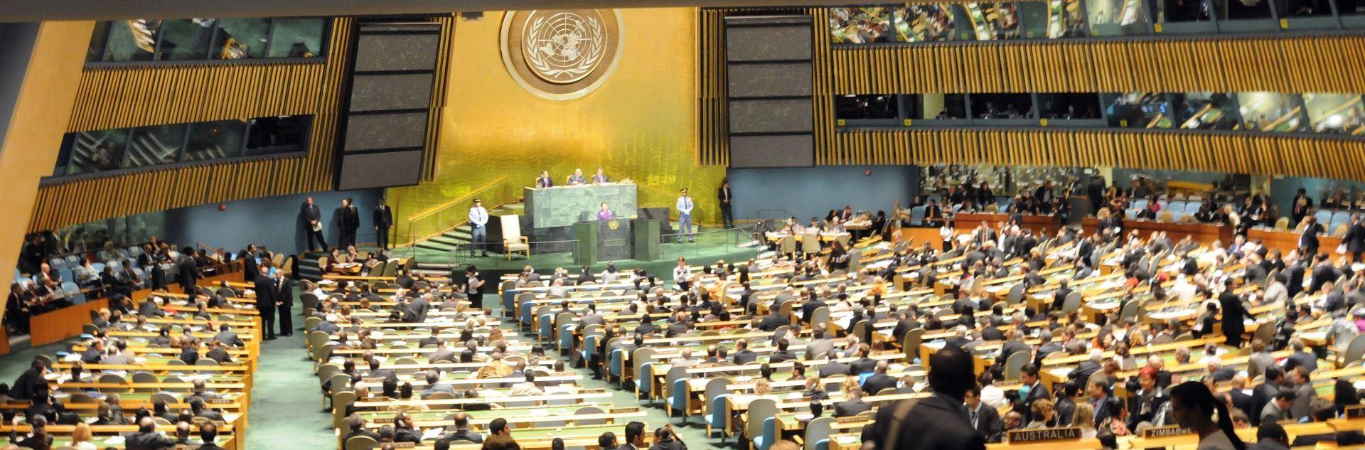 Vatikan ne želi sudjelovati u palestinskoj inicijativi o zastavama u UN-u