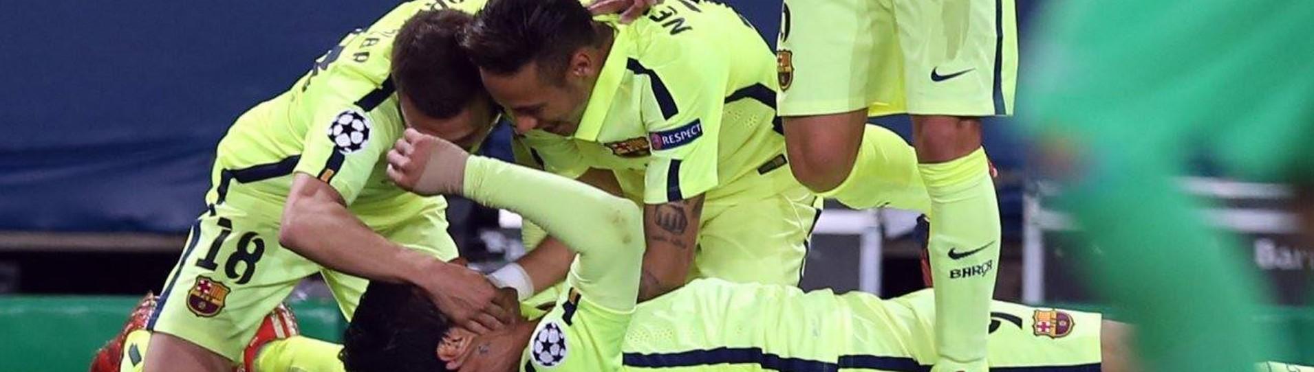 LIGA PRVAKA Barcelona slavila u Parizu, Porto srušio Bayern