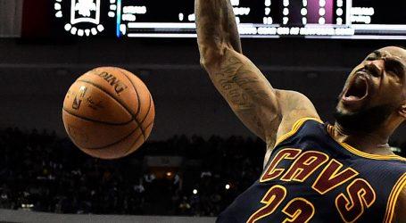 NBA: Cleveland na krilima Jamesa svladao Miami