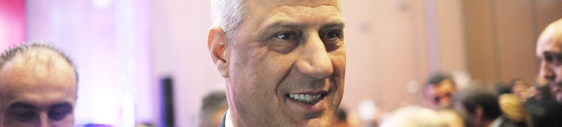 RASPISANA TJERALICA ZBOG NAVODNIH RATNIH ZLOČINA Srbija će uhititi Thacija ako dođe u Beograd