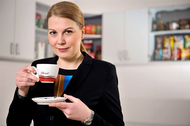 Tim Vesne Mihatov odgovoran je da na temelju uzoraka od samo 300 do 500 grama donese odluku o kupnji velike količine kave, čak i više od 50 tona