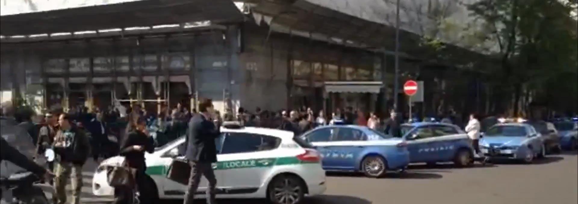 PUCNJAVA U MILANU U Palači pravde ubijene tri osobe, napadač uhićen