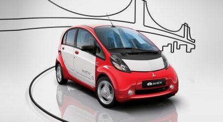 FOTO: VIDEO: Električni gradski automobil Mitsubishi i-MIEV