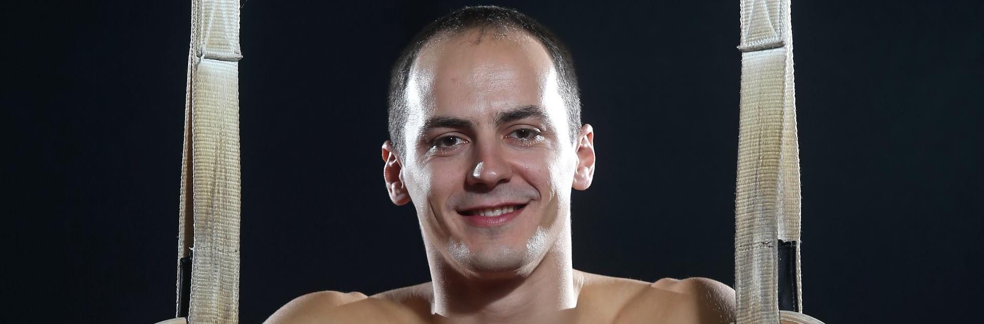 VIDEO: POVIJESNI USPJEH Možnik postao prvi hrvatski gimnastičar sa zlatnom medaljom u gimnastici na EP