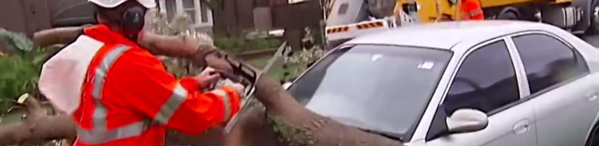 VIDEO: NEVRIJEME U AUSTRALIJI Jaka kiša i olujni vjetar izazvali pravi kaos u Sydneyju