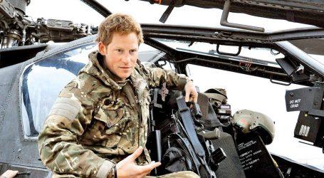 U POTRAZI ZA POSLOM Britanski princ Harry napustit će britansku vojsku nakon deset godina službe