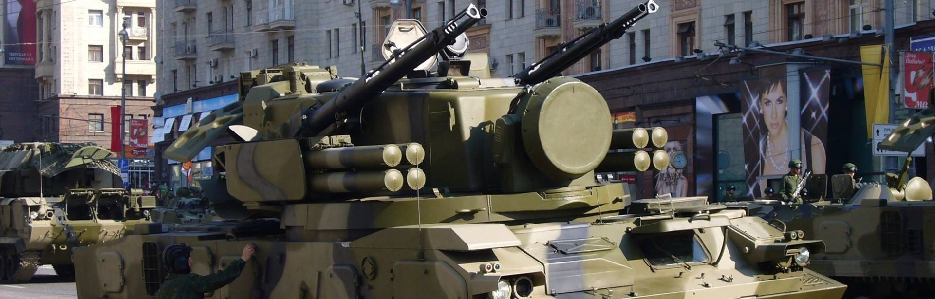 VIDEO: Ruska Federacija će 9. svibnja održati vojnu paradu za 'Dan pobjede'
