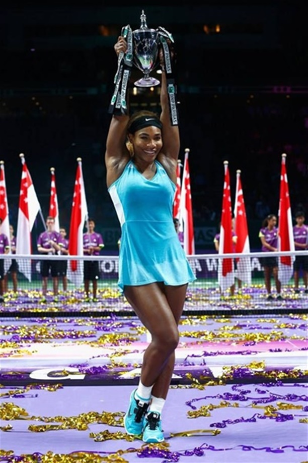 Serena Williams po treći je put zaredom osvojila naslov pobjednice na velikom WTA turniru u Miamiju