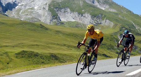 """HUMANITARNA UTRKA Brian Cookson: """"Ne želim da me pamte kao predsjednika koji je vratio Lancea Armstronga u bicilizam"""""""
