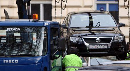 Zagrebparking 'dizao' vozila članovima Bandićeve stranke