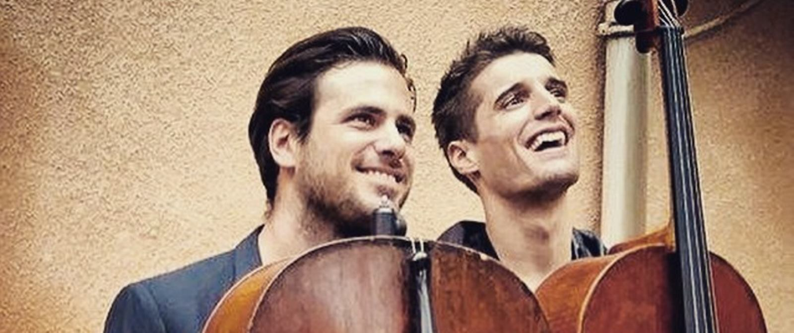 VIDEO: Duet 2CELLOS započeli turneju po Južnoj Americi