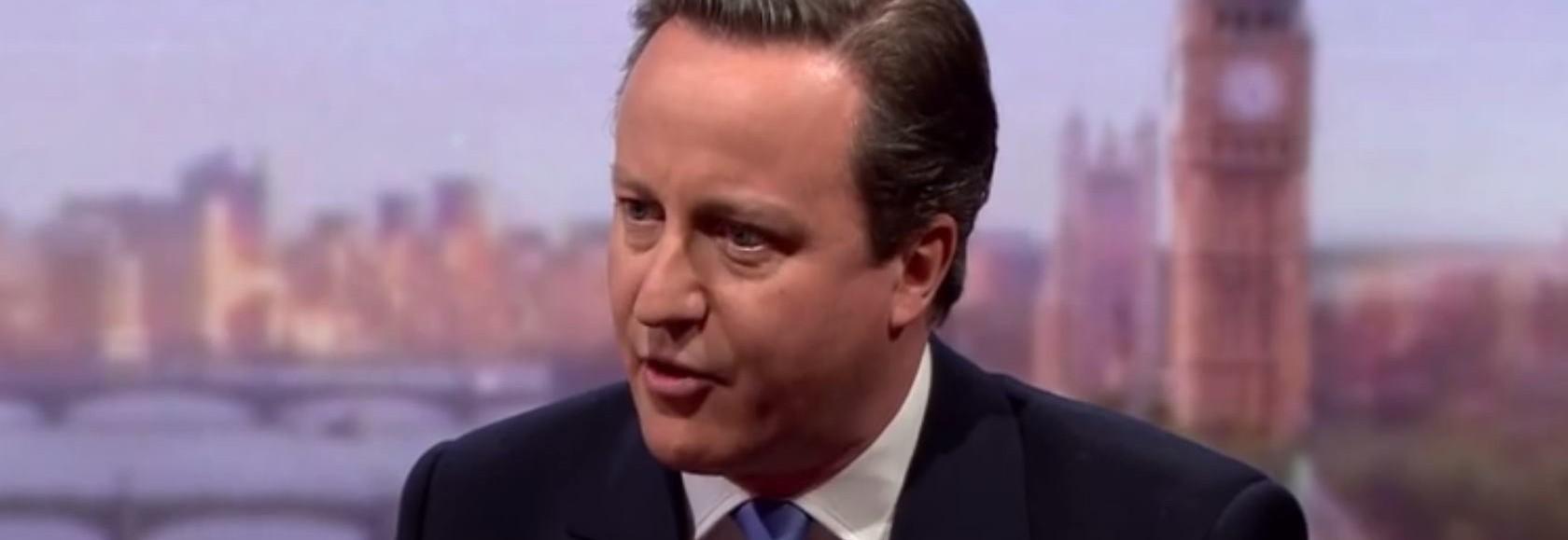 VIDEO: David Cameron u posjetu poplavljenim područjima