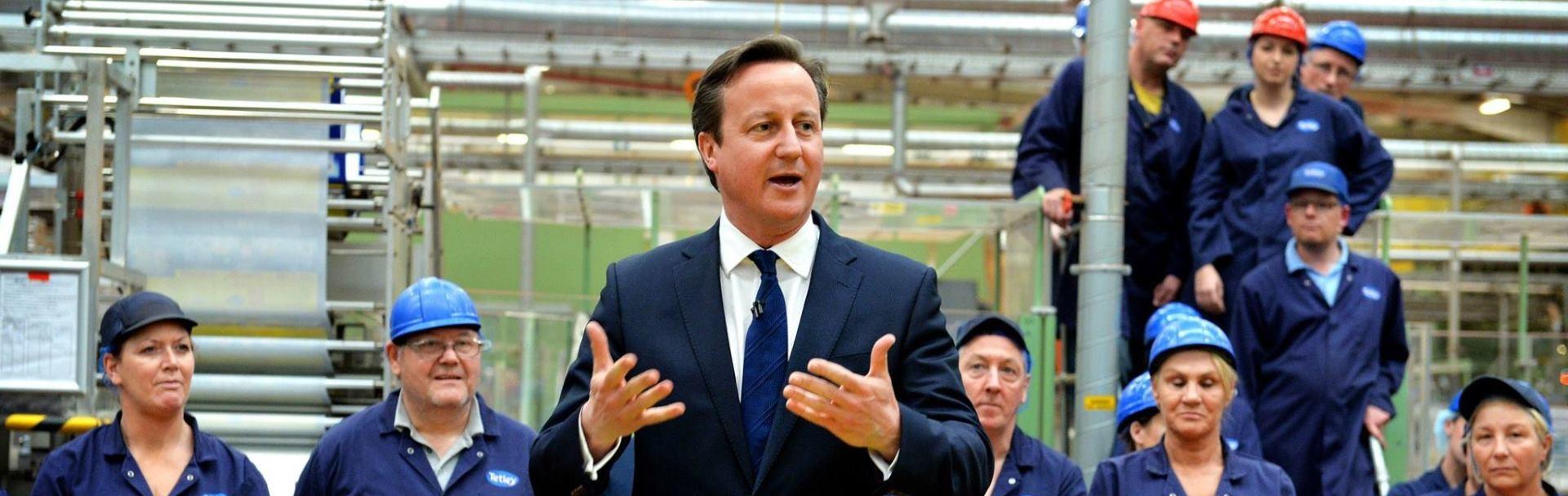 SLUŽBENI POSJET David Cameron danas posjećuje Škotsku