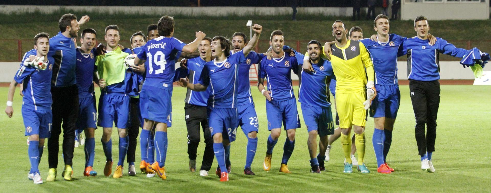 NASTAVAK NIZA: Dinamo osvojio 10. uzastopni naslov prvaka Hrvatske