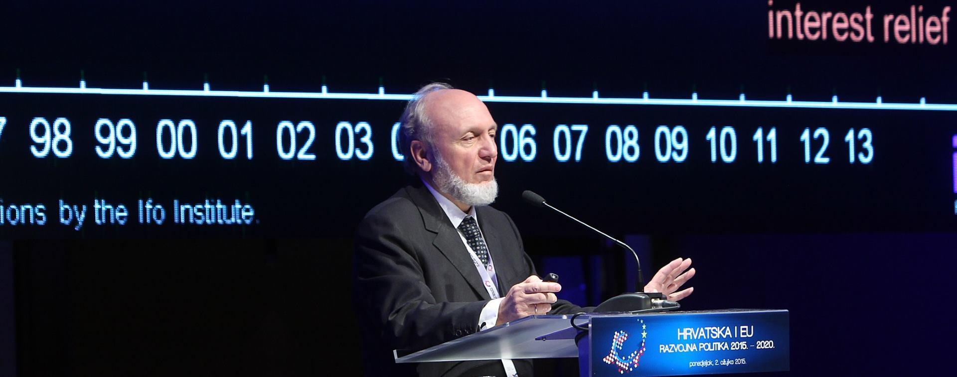 'Nijemci neće HDZ-u donijeti čarobna rješenja nego promjenu sustava'