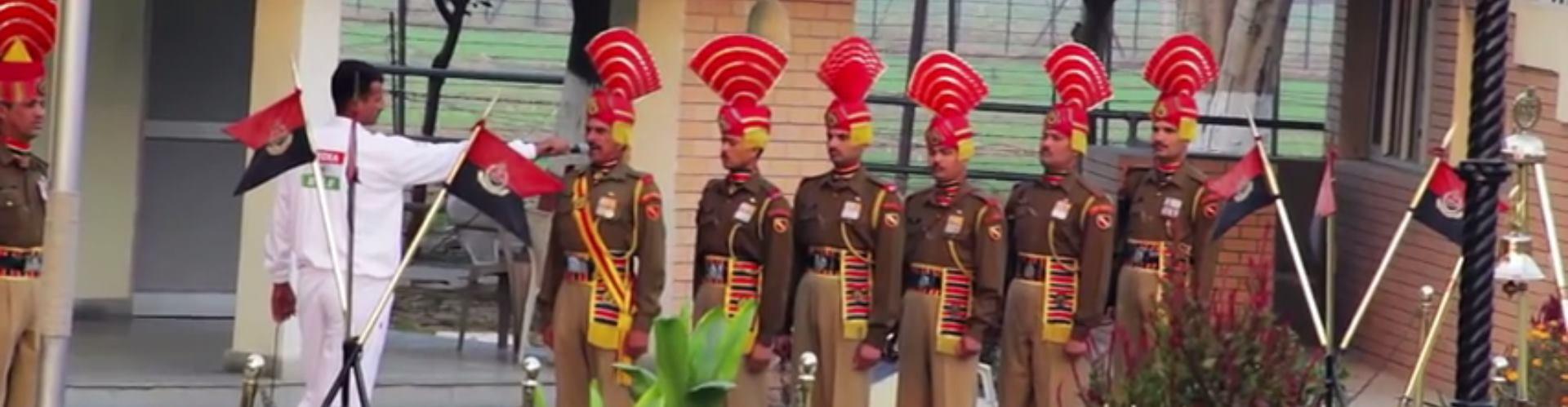 VIDEO Bacimo oko na indijsko pakistansku graničnu tradiciju