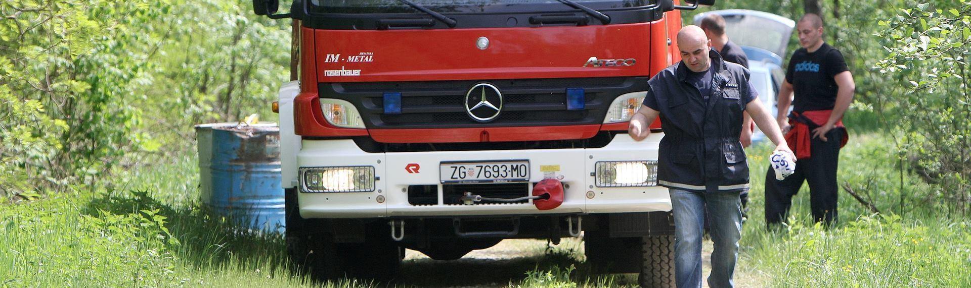 POD ISTRAGOM Privedeni djelatnici tvrtke iz Matulja i pomagači osumnjičeni za bacanje opasnog otpada