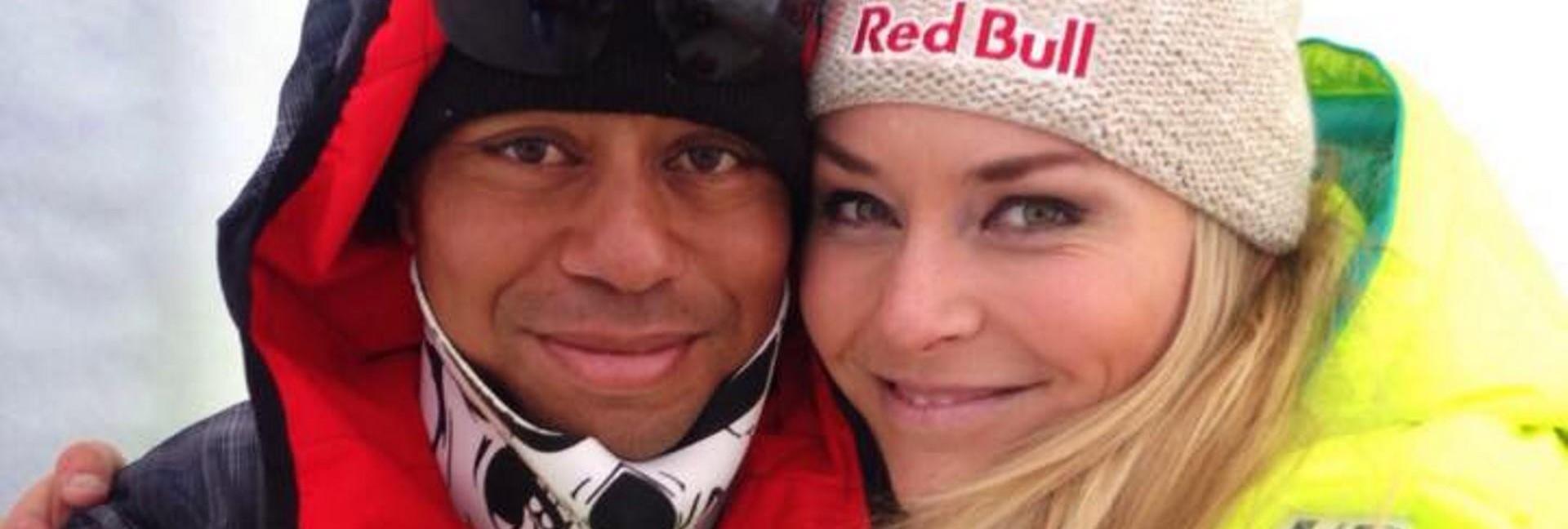 KRAJ LJUBAVI Lindsay Vonn i Tiger Woods prekinuli trogodišnju ljubavnu vezu