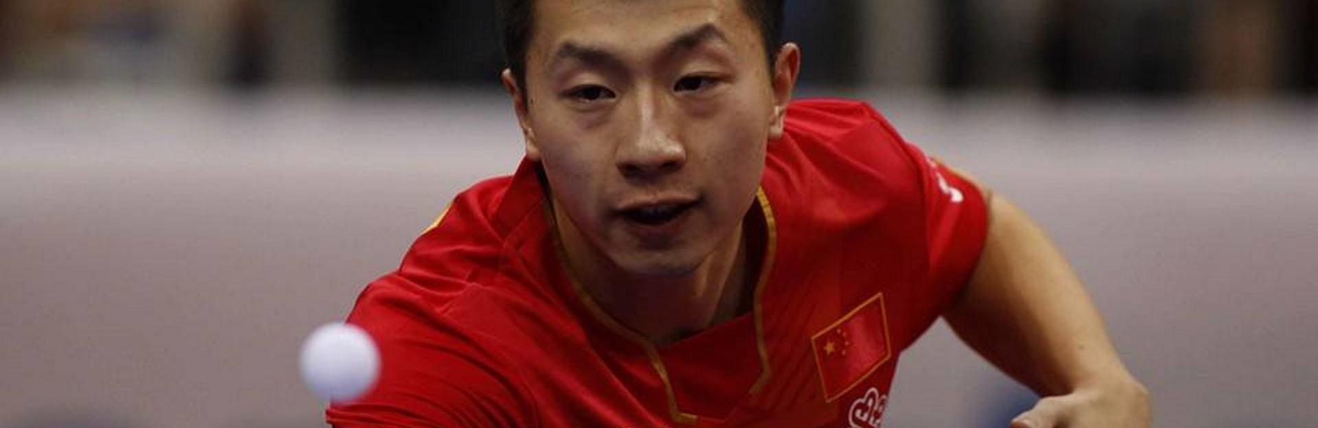 OPRAVDAO NASLOV Kineski stolnotenisač Ma Long osvojio naslov svjetskog prvaka