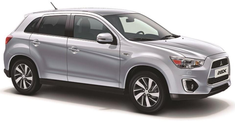 Mitsubishi ASX 3