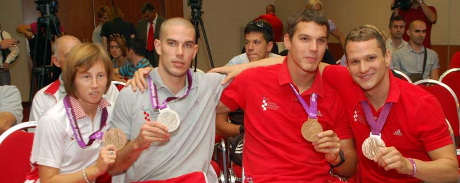 USPJEH ATLETSKE REPREZENTACIJE Hrvatski atletičari vratili se iz Južne Koreje s četiri medalje