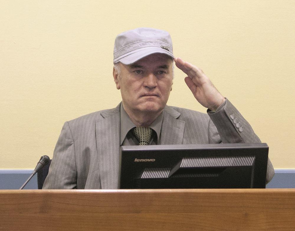 ICTY danas izriče presudu srebreničkom krvniku Ratku Mladiću