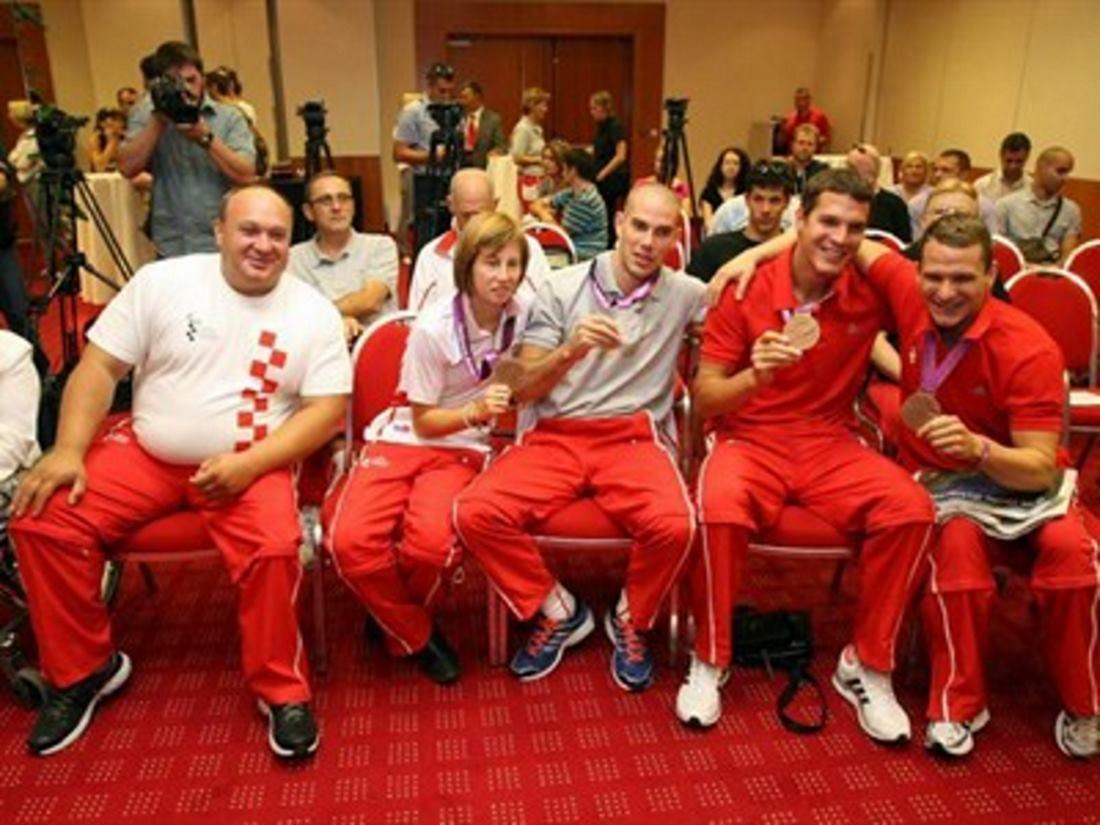 Paraolimpijska reprezentacija