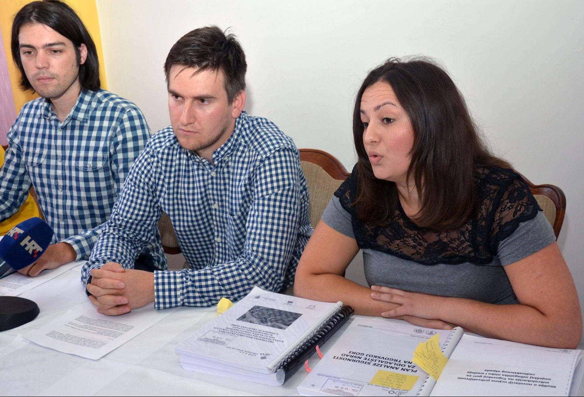 INICIJATIVA ŽIVOG ZIDA Nuklearni otpad trajno zbrinuti u Sloveniji