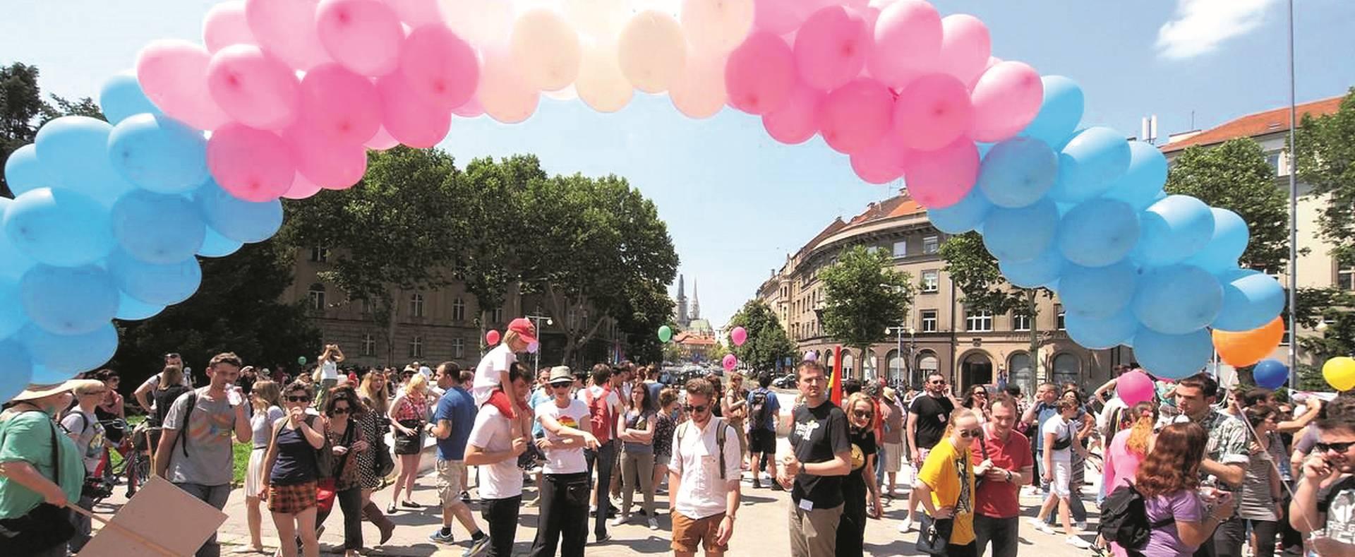 Homofobija i nasilje još vladaju Hrvatskom