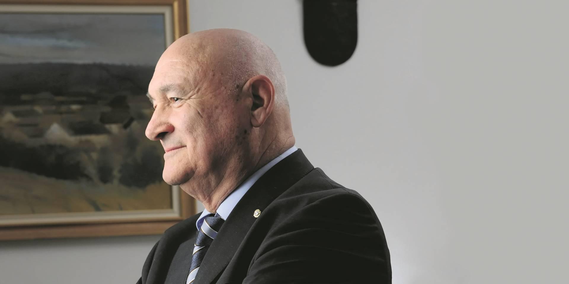 INTERVJU U NACIONALU Branko Roglić: 'Restrukturirao bih državu kao poduzeće pred stečajem'