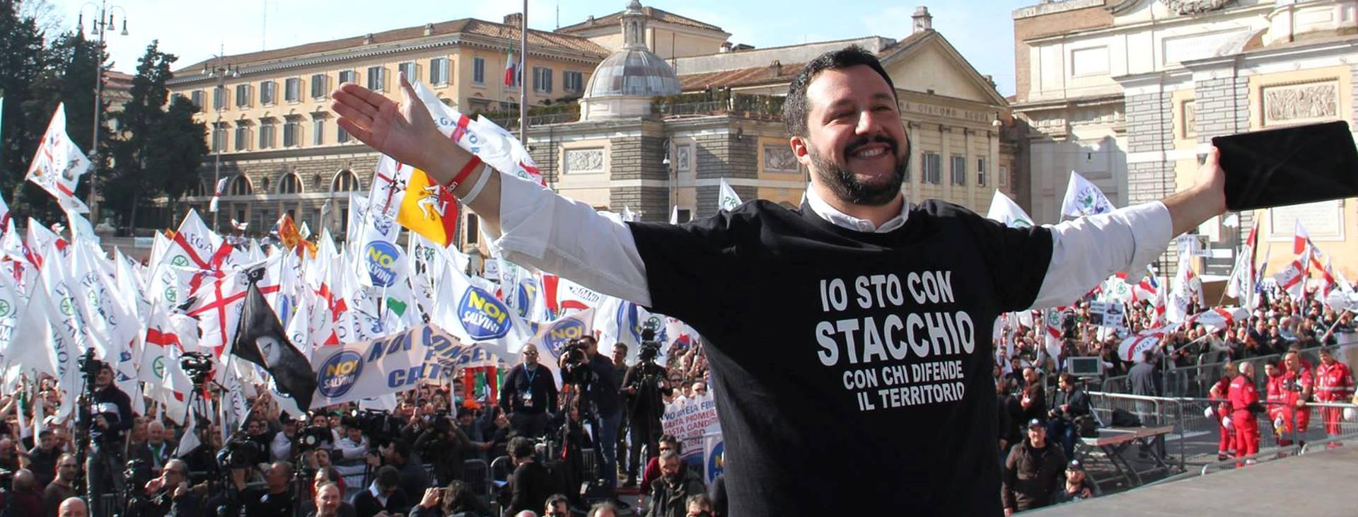 U NACIONALU PROČITAJTE: Bauk fašizma ponovo vlada Italijom
