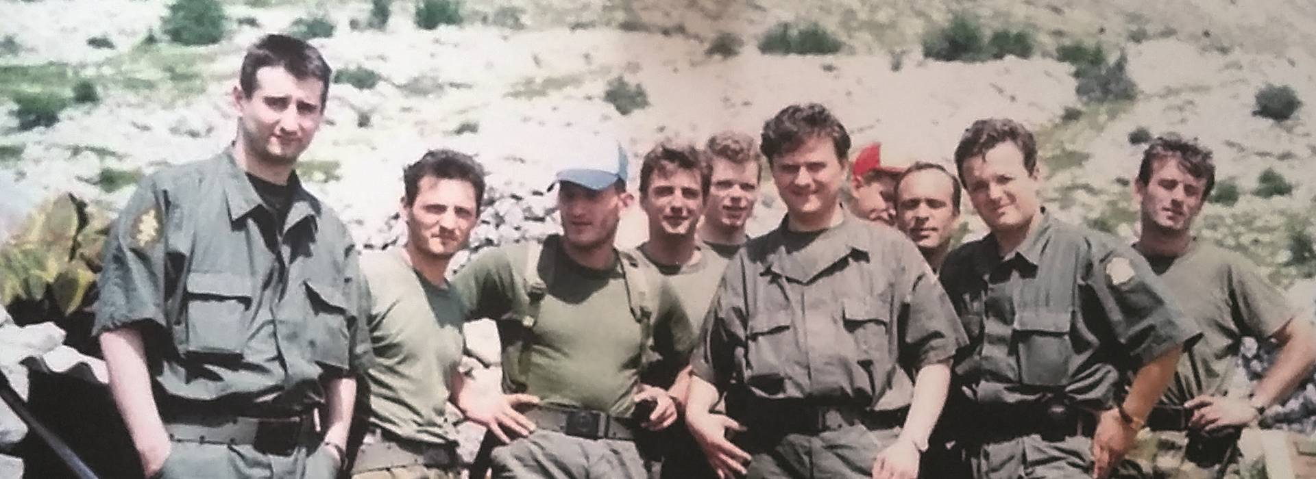 PROČITAJTE U NACIONALU: RATNI PUT I BRANITELJSKI STAŽ PREDSJEDNIKA HDZ-a Karamarkov ratni put započeo je 27. svibnja 1993.