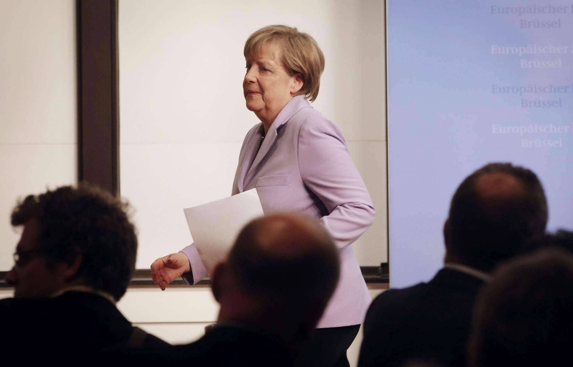 TEŠKA ZADAĆA Merkel mora uvjeriti njemačke zastupnike da je dogovor s Grčkom dobar