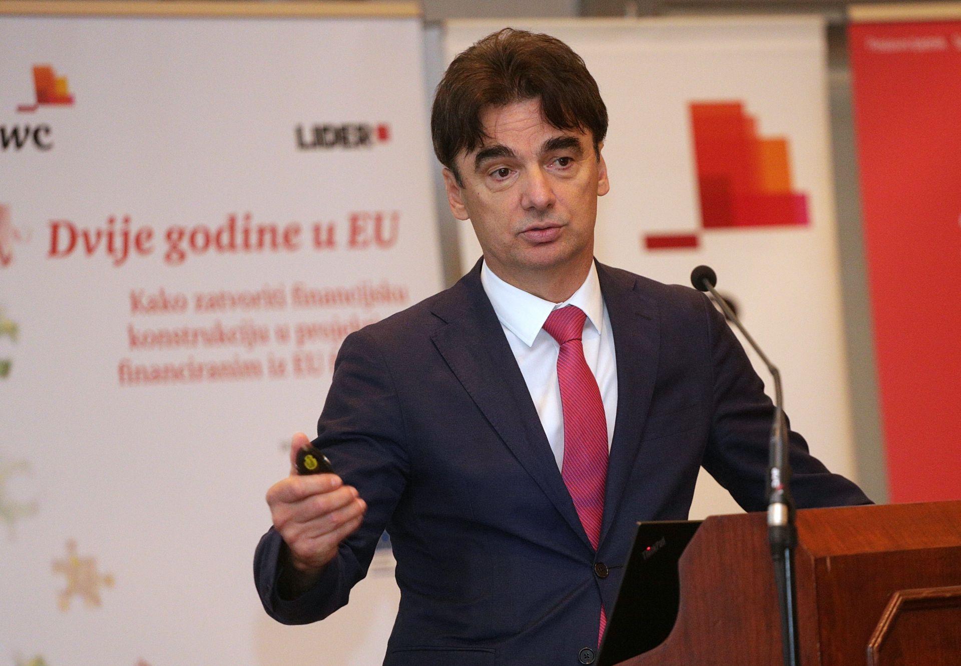 DOBRA VIJEST ZA PODUZETNIKE Grčić najavio daljnje smanjenje neporeznih nameta
