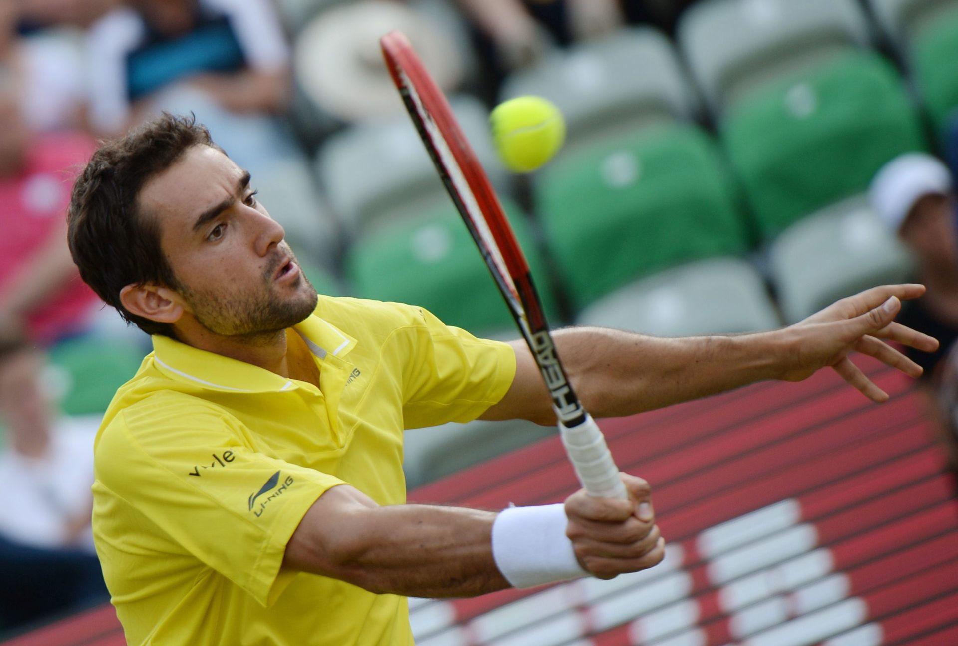 ATP: Čilić i dalje 9., Karloviću napredak od jednog mjesta